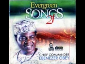 Ebenezer Obey - Ambition